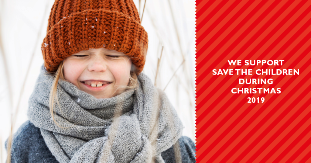 Save the Children Finland's Christmas appeal